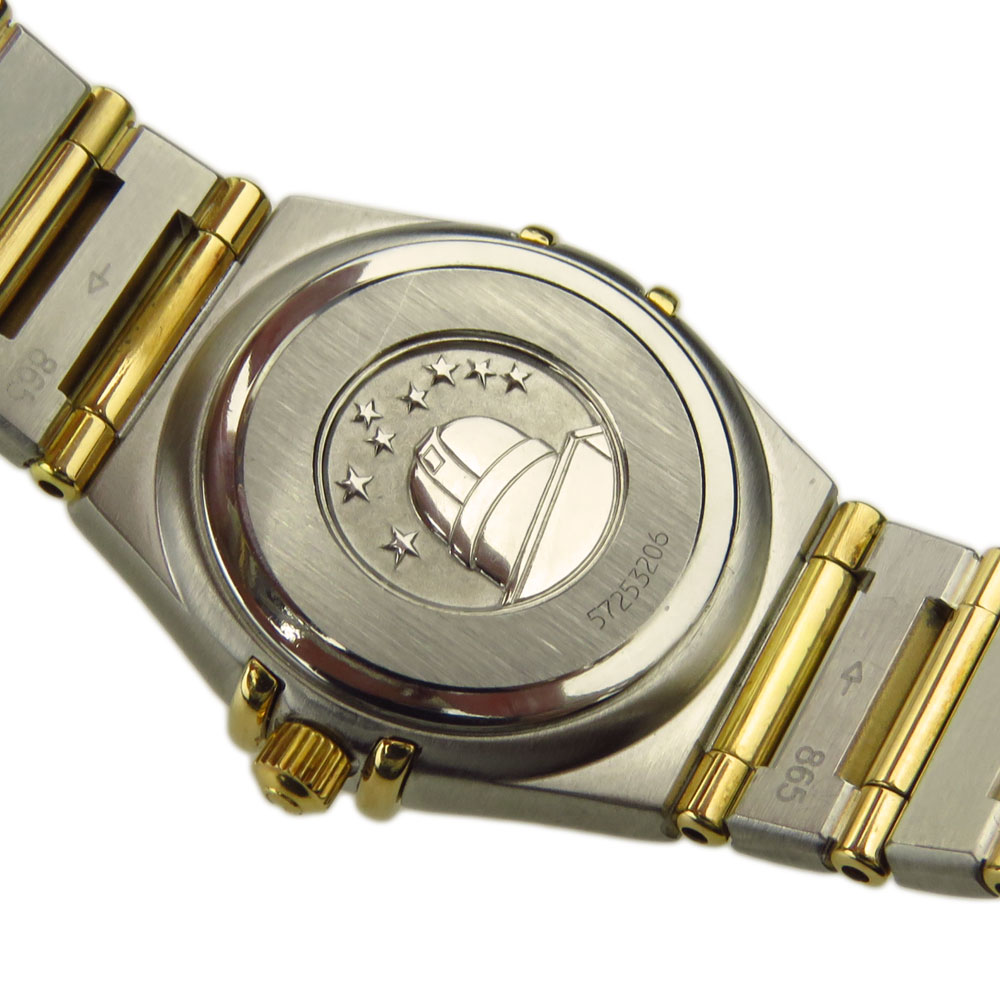 Omega Lady Constellation Mini 1262.75.00