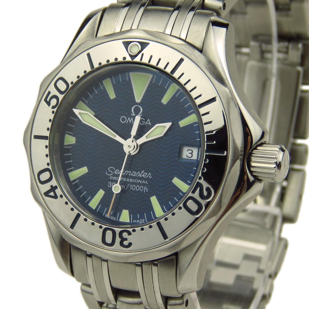 Omega Lady Seamaster Quartz 2583.80.00