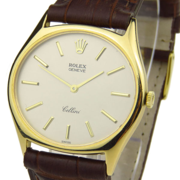 Rolex Cellini 18k Mechanical 3806