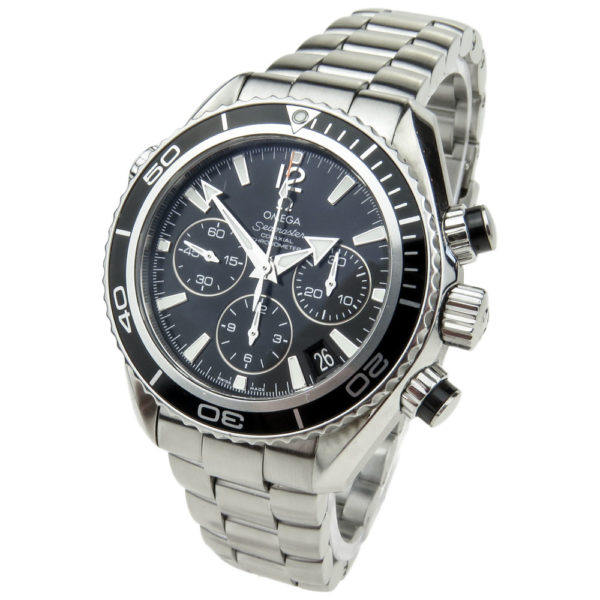 Omega Lady Seamaster Planet Ocean Chrono 222.30.38.50.01.001