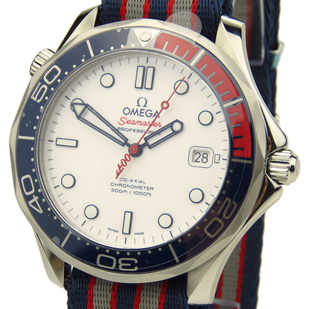 Omega Seamaster Commander's Watch Ltd. Edition 212.32.41.20.04.001