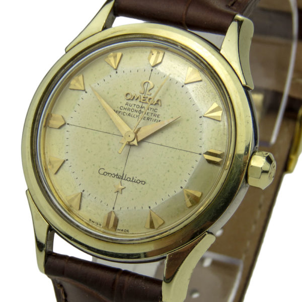 Omega Constellation 'Pie Pan' Vintage Automatic