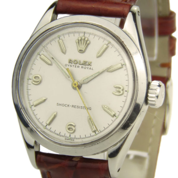 Rolex Mid-Size Oyster Royal Shock Resisting 6246