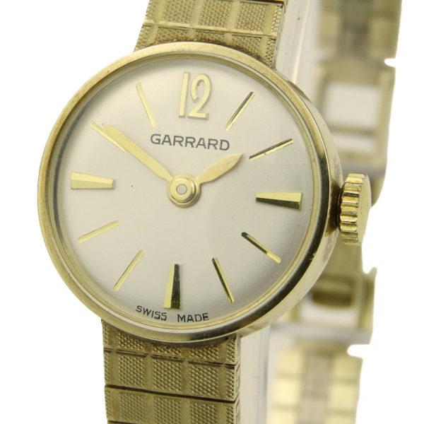 Garrard Ladies 9ct Vintage