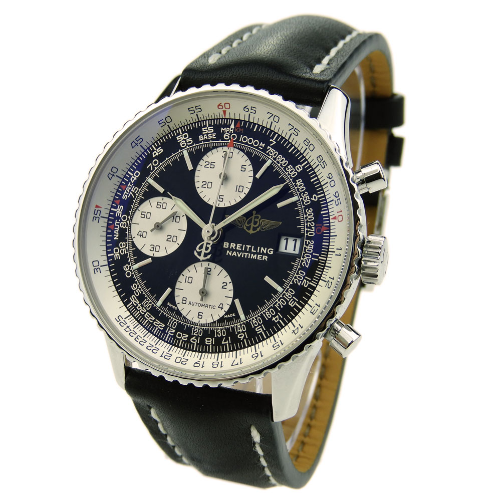Breitling old navitimer ii automatic a13322 parkers jewellers for Breitling automatic