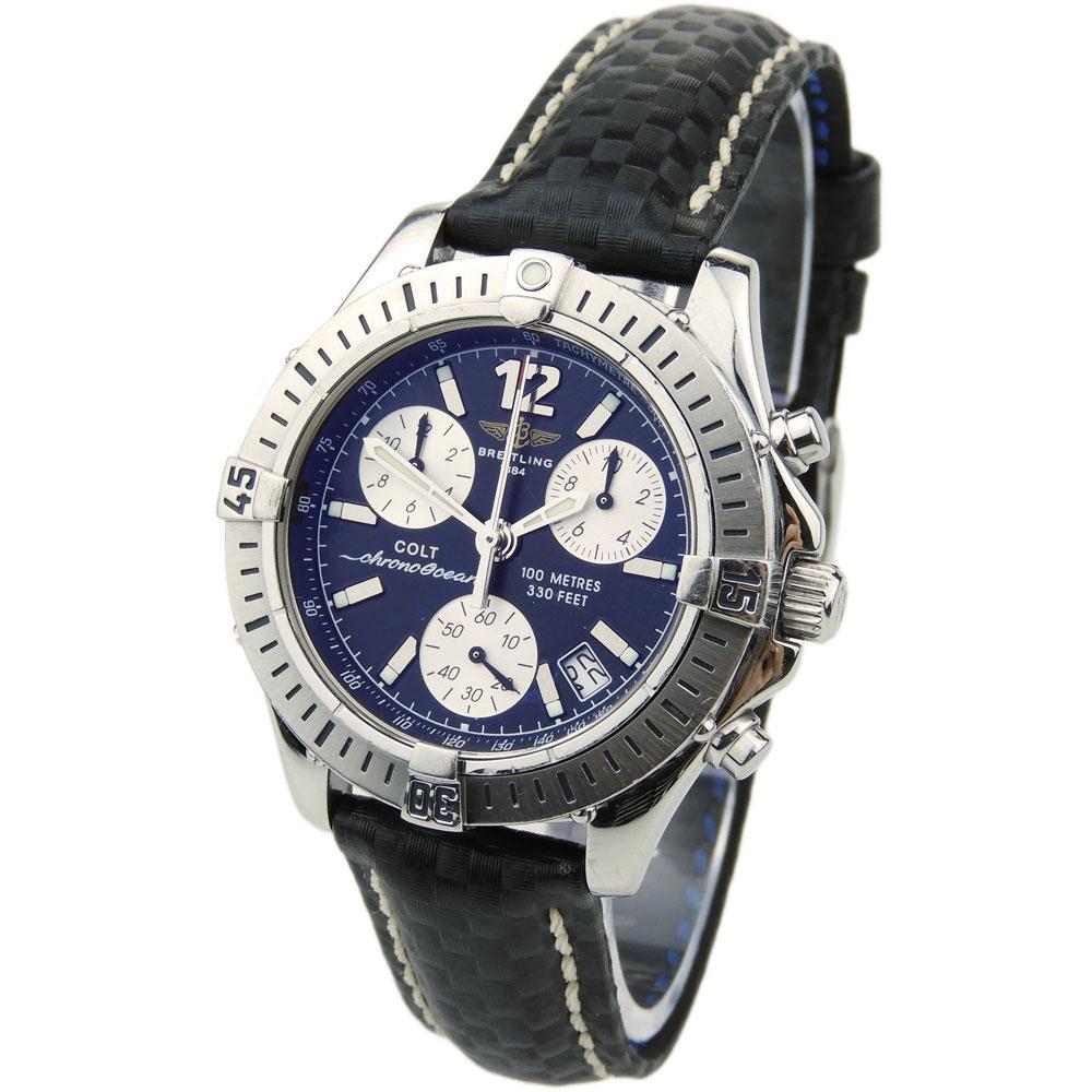 6da3af34126 Breitling Colt Chrono Quartz A53350 - Parkers Jewellers