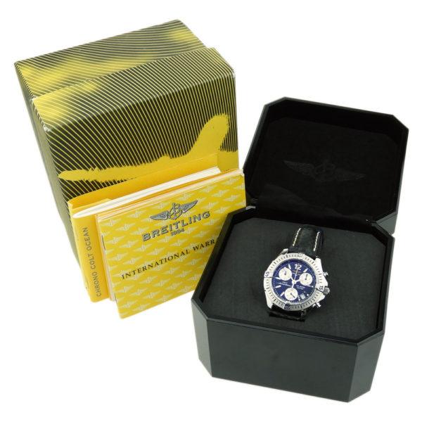 Breitling Colt Chrono Quartz A53350