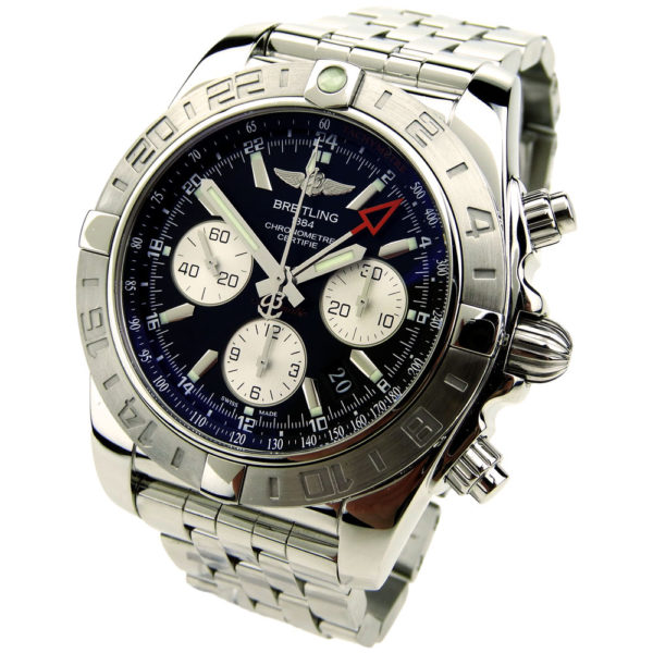 Breitling Chronomat 44 Steel AB0420