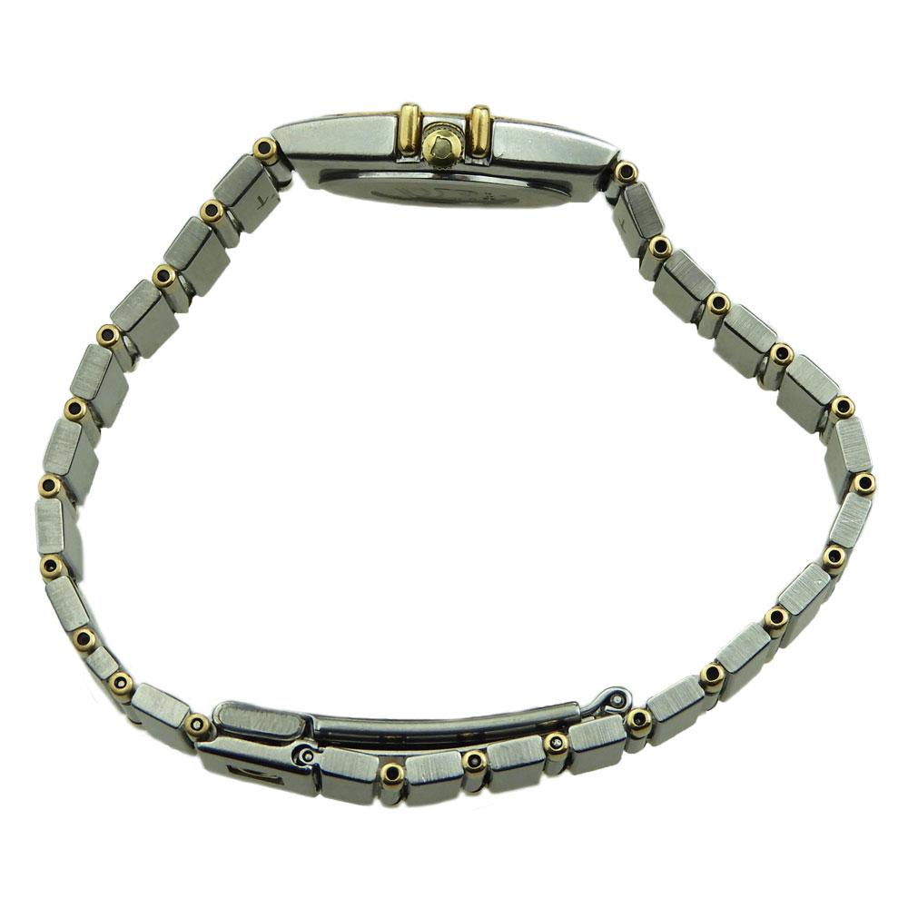 Omega Lady Constellation Quartz Steel & Gold