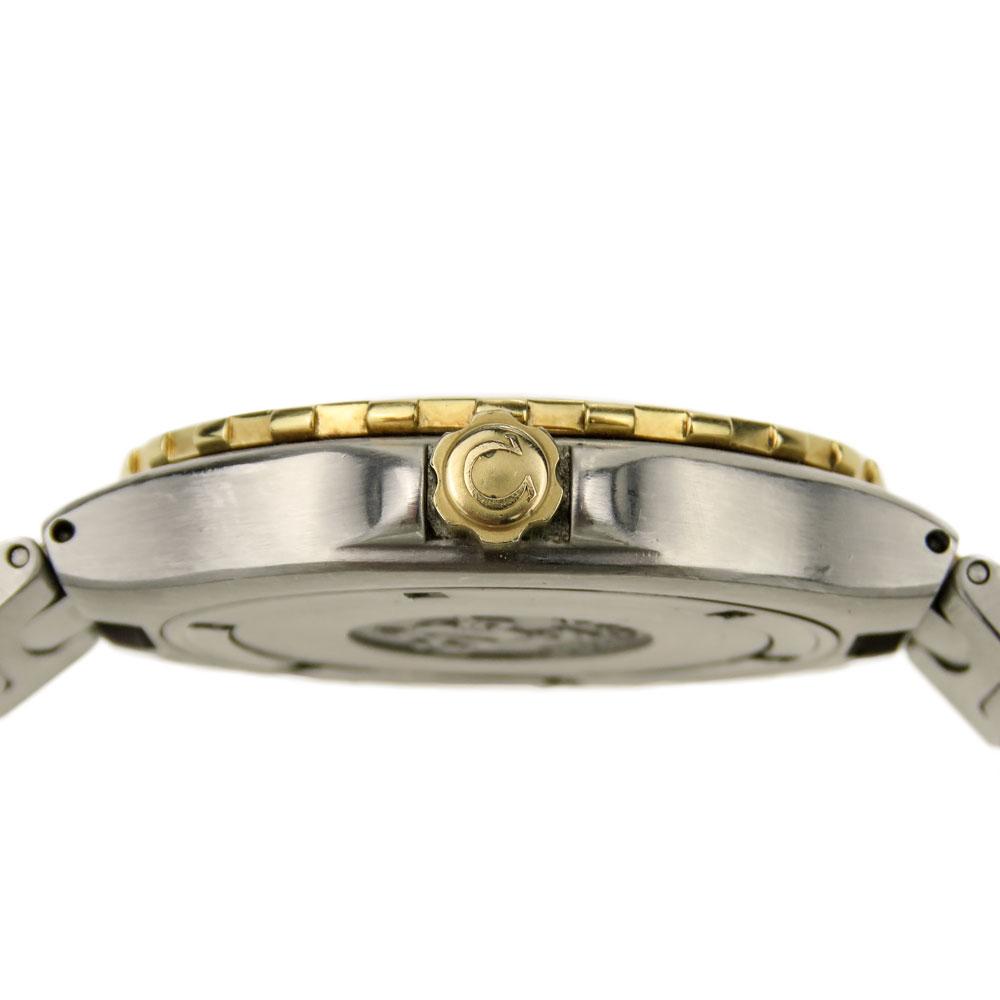 Omega Seamaster Professional 200m Steel & Gold Quartz