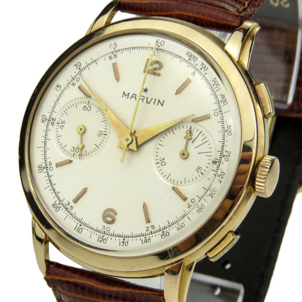 Marvin Vintage 18ct Gold Mechanical