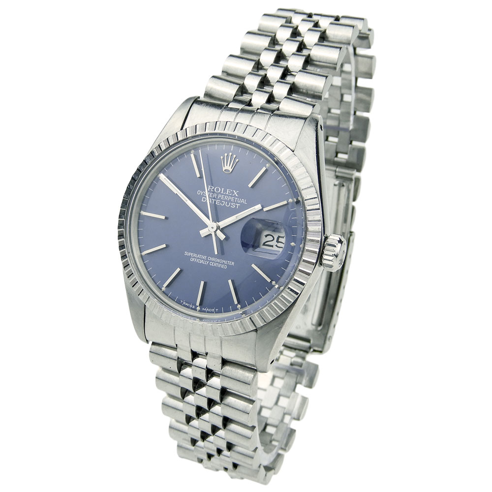 aa84080d7fd7 Rolex Datejust Oyster Perpetual 16030 - Parkers Jewellers