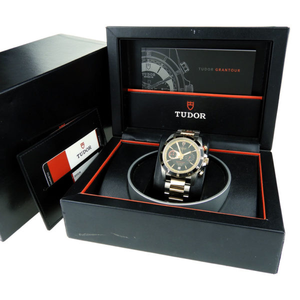 Tudor Grantour Chrono Flyback 20551N