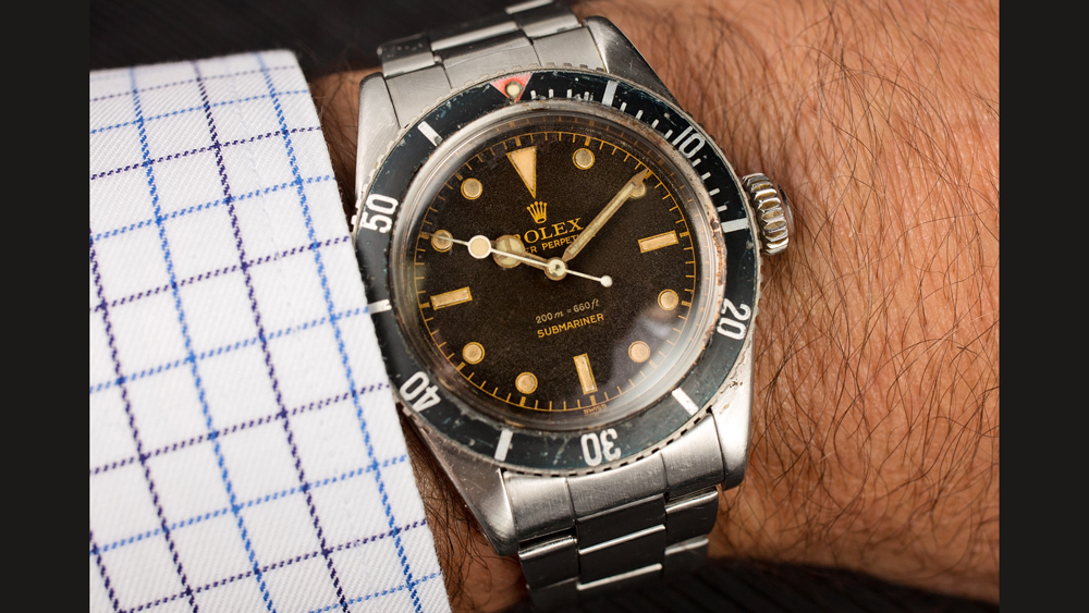 4 Famous watches from the big screen