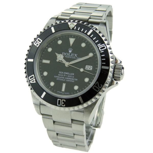 Rolex Sea-Dweller Oyster Perpetual Date 16600