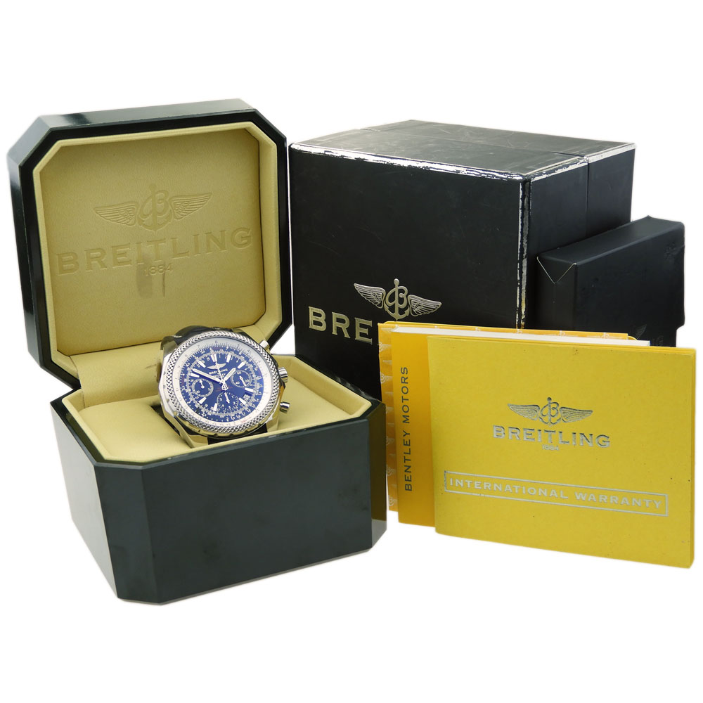 Breitling Bentley Motors A25362