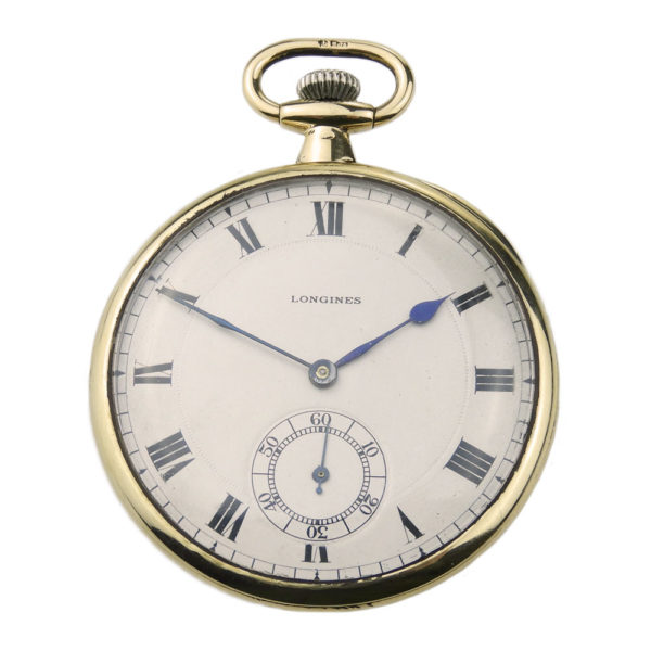 Longines 18k Vintage Pocket Watch
