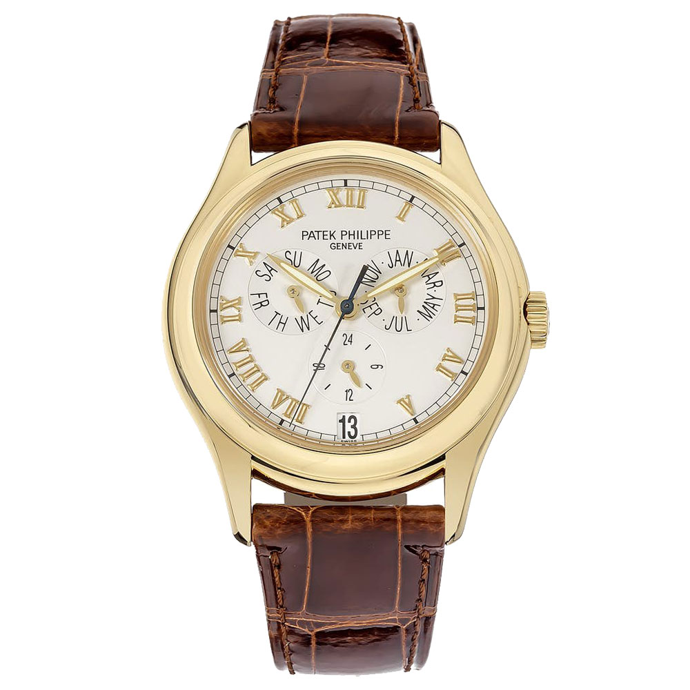 product p s annual b gents bp philippe calendar watches chronograph patek
