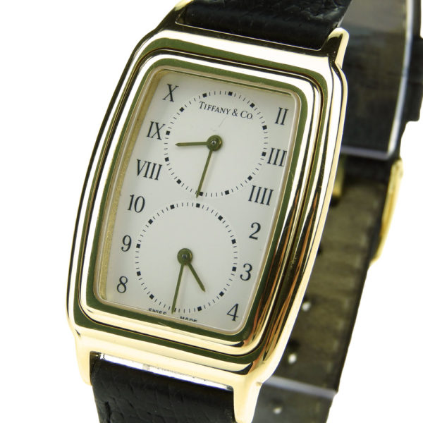 Tiffany & Co. Dual Time 18k Gold