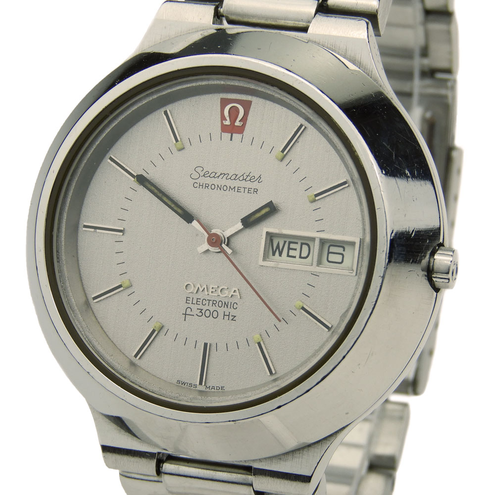 Omega Seamaster Electronic F300hz Parkers Jewellers