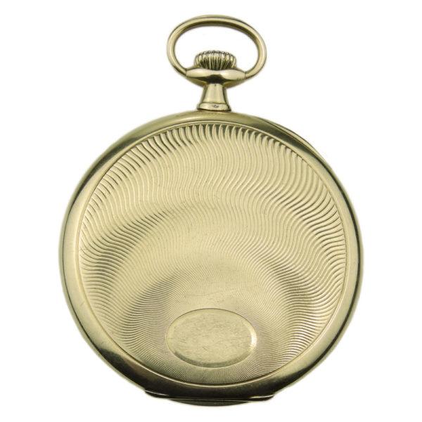 Geneve 14k Gold Pocket Watch