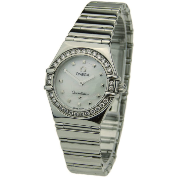 Omega Constellation 'My Choice' Mini 1475.71.00