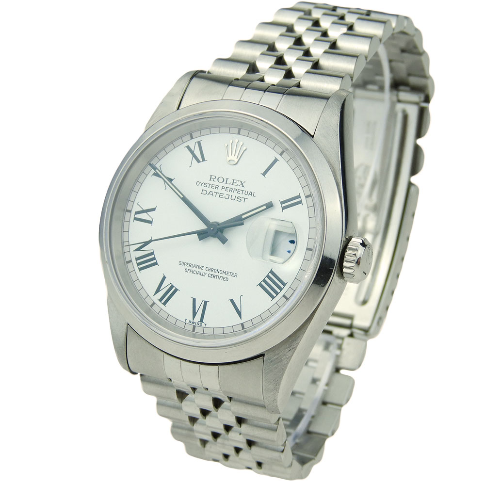 Rolex Datejust Oyster Perpetual 16200 Parkers Jewellers