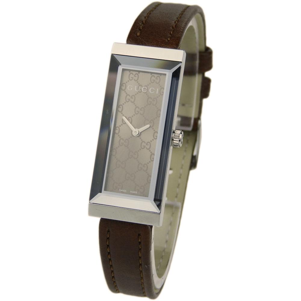Gucci G-Frame Ladies Quartz YA127510 - Parkers Jewellers