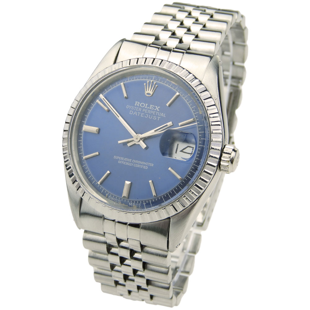 d304f1ea9c1 Rolex Datejust Oyster Perpetual 1603 - Parkers Jewellers