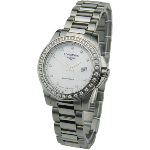 Longines Lady Conquest Quartz L3.258.0.88.6