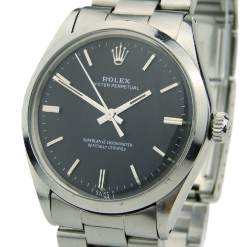 Uploaded ToRolex Oyster Perpetual Automatic 1002
