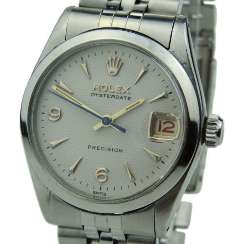 Rolex Oysterdate Precision Mid Size 6466