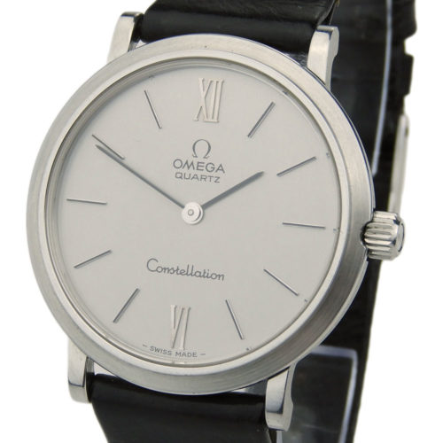Omega Constellation Quartz Wristwatch