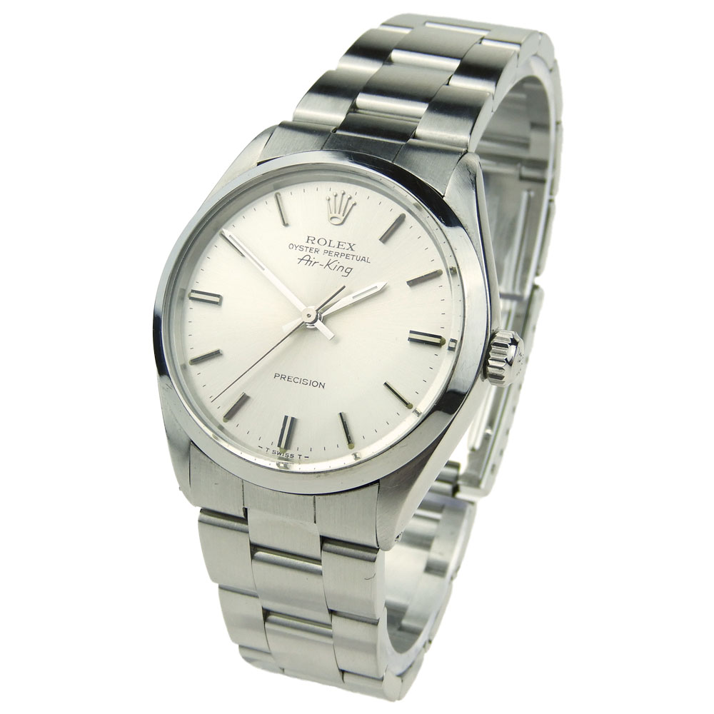 3c8f29fbdf86c Rolex Air-King Oyster Perpetual 5500 0 - Parkers Jewellers
