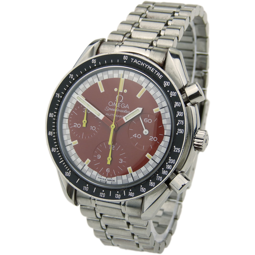 Omega Speedmaster Quot Reduced Quot 3510 61 00 Parkers Jewellers