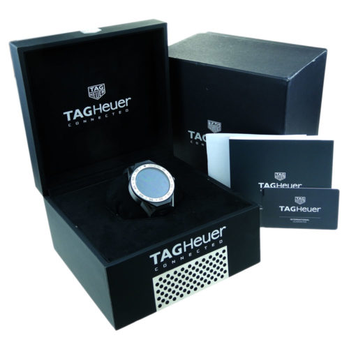 Tag Heuer Carrera Connected Modular 45 SBF8A8014 Smart Watch