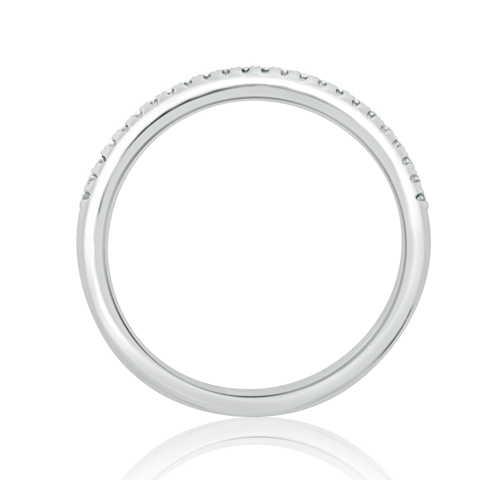 Half Eternity Ring Tiffany