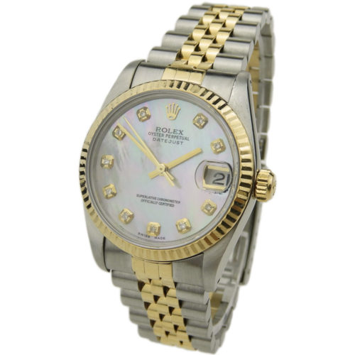 Rolex Datejust Mid Size 68273