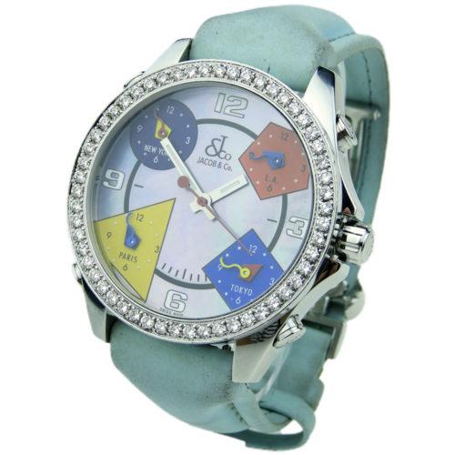 Jacob & Co Five Time Zones D-465739