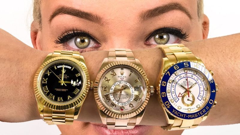 The Most Iconic Women's Vintage Watches