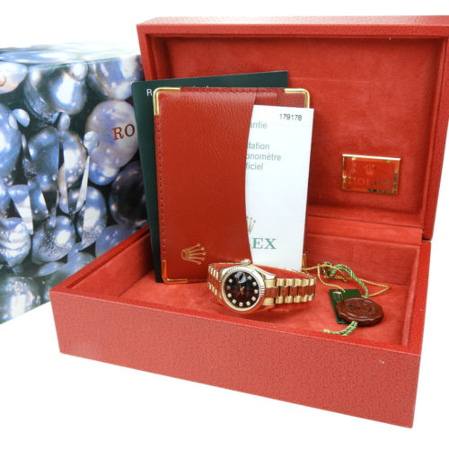 Rolex Lady Datejust Oyster Perpetual 179178