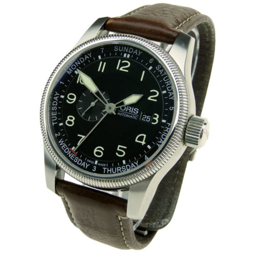 Oris Big Crown Pointer Day 7629