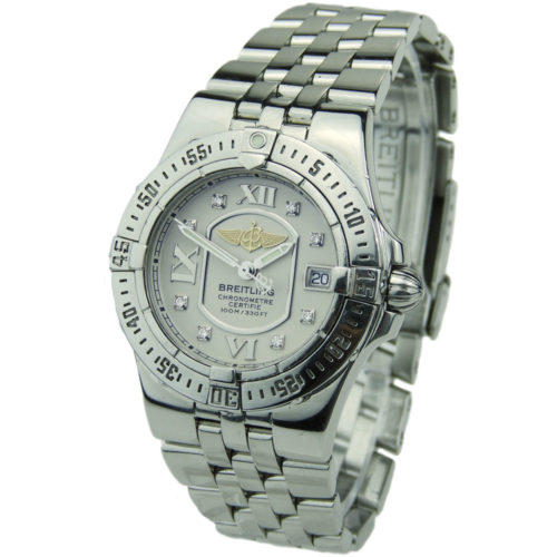 Breitling Ladies Starliner Quartz A71340