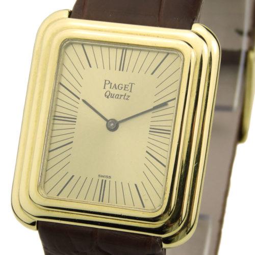 Piaget 18k Gold Quartz