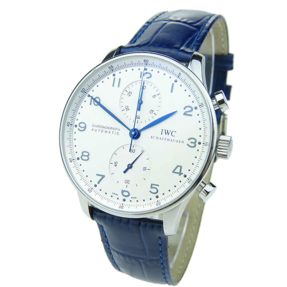 IWC Portuguese Chrono IW371417 - Parkers Jewellers a6addb6dc8