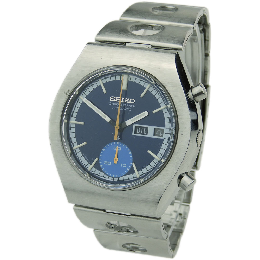 the best attitude 731ad ea00c Seiko Chronograph Automatic 6139-8020