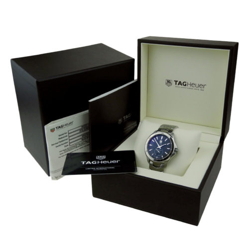 Tag Heuer Link Cal 6 Automatic WAT2110