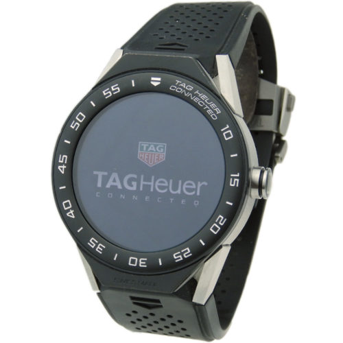 Tag Heuer Carrera Connected Modular 45 SBF8A8001 Smart Watch