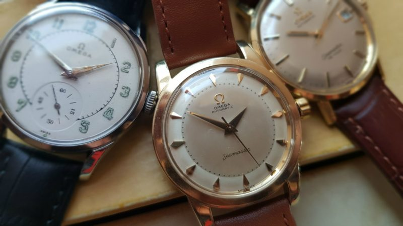 5 Quality Markers For Buying a Vintage Watch