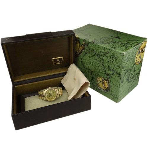 Rolex Day-Date 18k Gold 1807